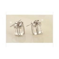 Boucles d'oreilles cadeau cristal