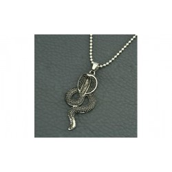 Collier serpent Cobra