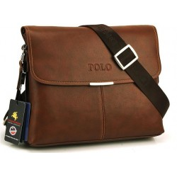 Sac marron Polo