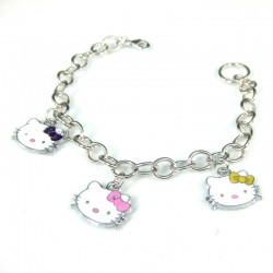 Bracelent Charm Hello Le Chat Kitty