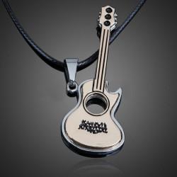 Collier Guitare